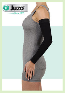 Juzo Dynamic Soft-In Arm Sleeve at intimateimage.com